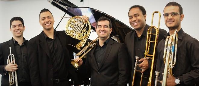 Quinteto de Metais Vibrassom (SP)